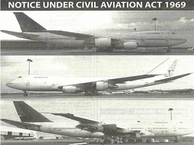 Boeing 747-200s,Kuala Lumpur