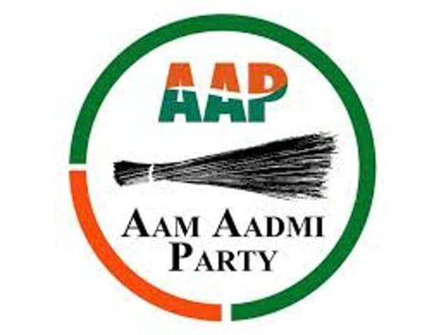Aam Aadmi Party.