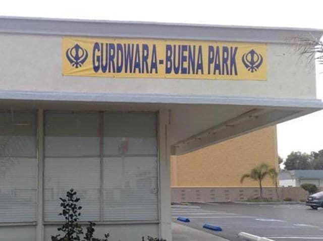 Akal Takht,Attack on LA gurdwara,Akal Takht jathedar