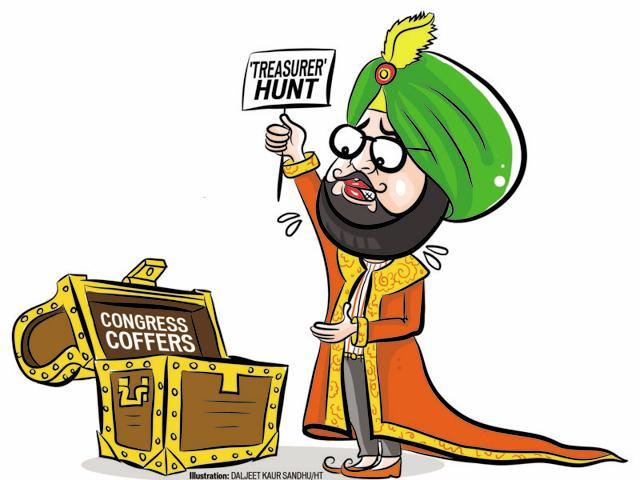 Congress,Captain Amarinder Singh,Bharatiya Janata Party