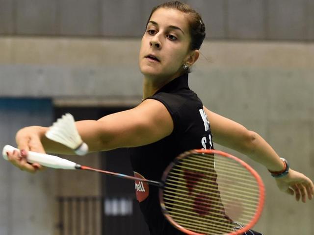 Carolina Marin,Badminton,Saina Nehwal