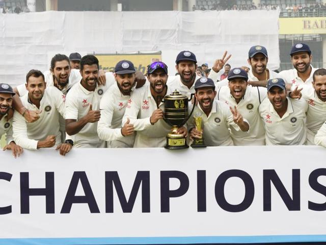 India's vanquishing of Proteus shows that we have the potential to climb back up the ladder, and mimic the success of Dhoni's star-studded team six years ago.