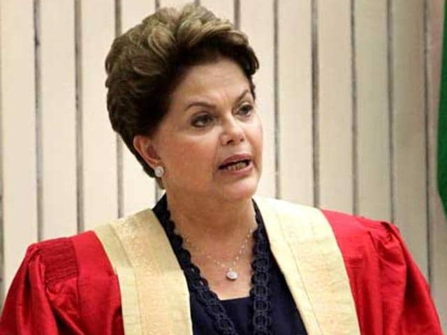 Brazilian President Dilma Rousseff,Workers' Party,Brazil President impeachment