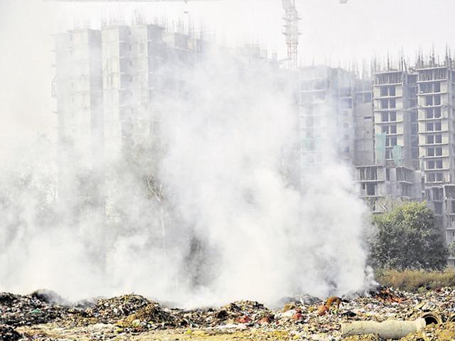 Indirapuram,Ghaziabad,air pollution
