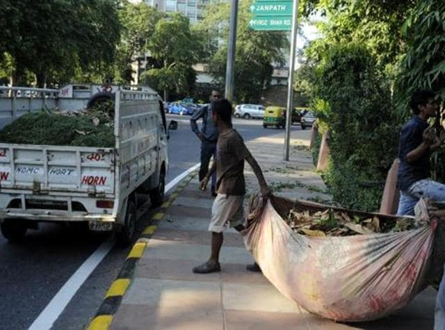 Cleaning up India