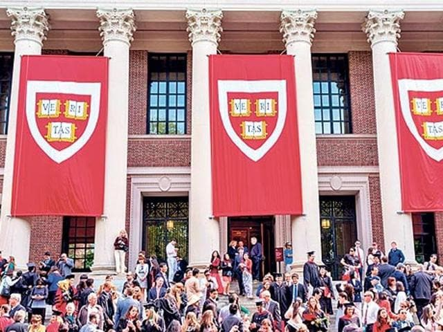 The Ivy League institutions have attracted Indians for decades.