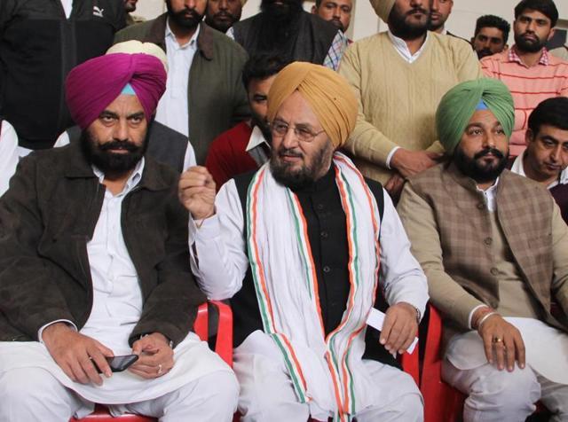 Captain Amarinder Singh,Lal Singh,Congress