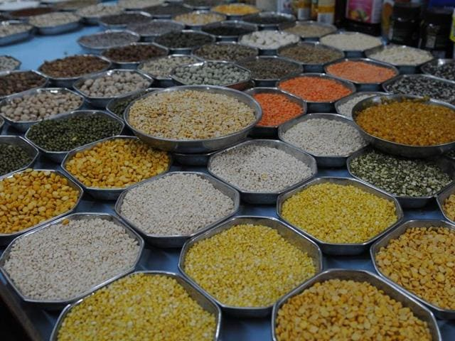 Pulses have virtually disappeared from the poor man's plate due to sky-rocketing prices.