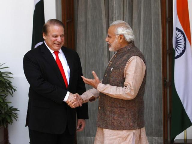The US is not running or convening any talks between India and Pakistan with respect to counter-terrorism, a state department official has said welcoming the latest series of talks between the two South Asian countries to resolve their bilateral issues.