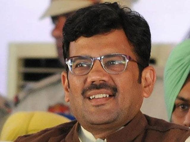 Punjab BJP,Kamal Sharma,Bharatiya Janata Party