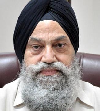 Punjabi University VC Jaspal Singh.