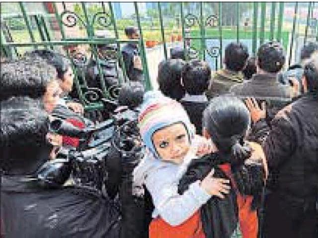 Nursery admissions,Delhi schools,Neighbourhood criteria