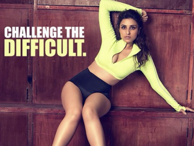 Parineeti Chopra has lost oodles of weight and proved it with hot new photos on Twitter.