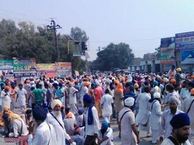 Punjab is now set to witness a four-cornered show of strength that day.