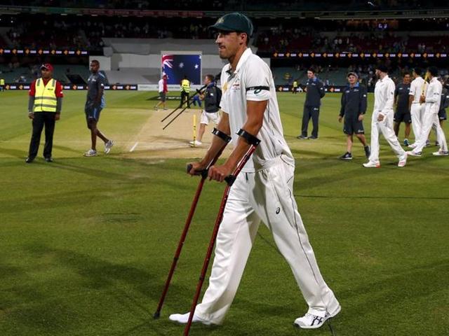 Mitchell Stark,Cricket Australia,World Twenty20