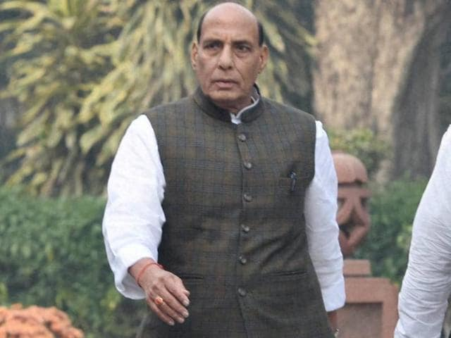 Union home minister Rajnath Singh will be the chief guest at the annual Christmas dinner of the Catholic Bishops' Conference of India.