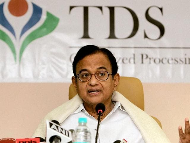 Finance minister P Chidambaram defended his party's decision to escalate its attack against the NDA government over the National Herald case.