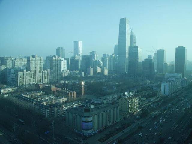 Beijing,Air pollution,Red alert