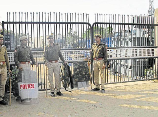 Rajasthan,Jaipur,Power department strike