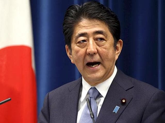 Japanese Prime Minister Shinzo Abe will visit India on Friday.