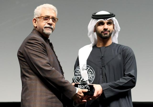 Naseeruddin Shah,Dubai International Film Festival,Catherine Deneuve
