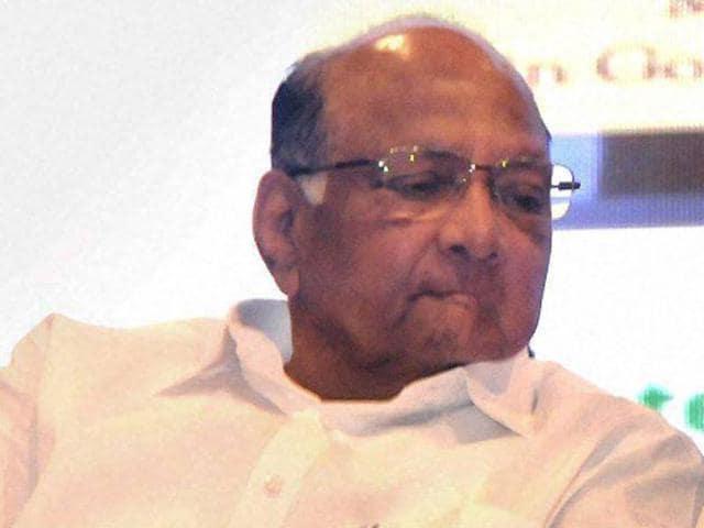 Sharad pawar birthday