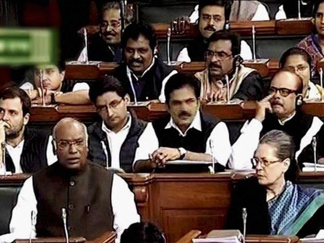 Lok Sabha,Opposition in Parliament,Rahul gandhi