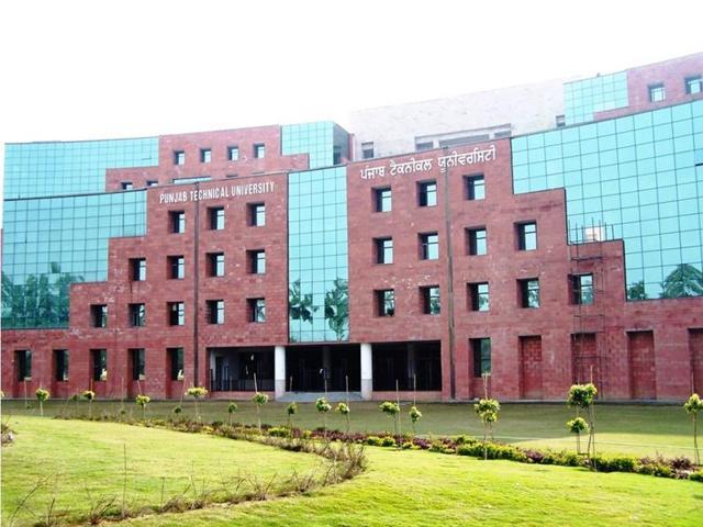 PTU,Punjab Technical University,Jalandhar