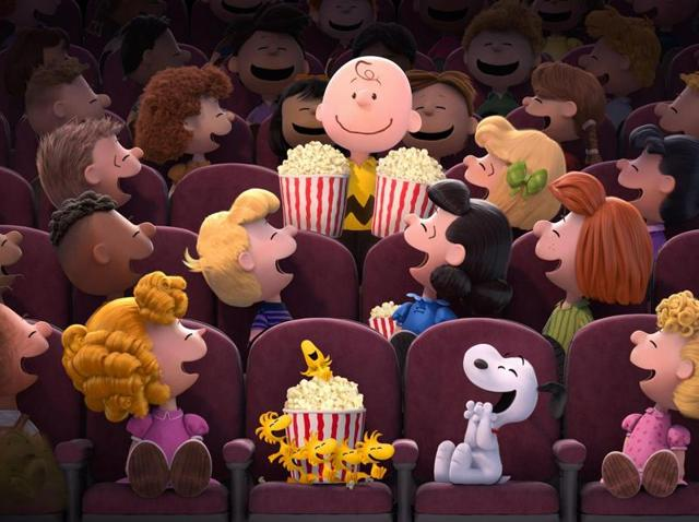 The Peanuts Movie,Peanuts,Charles Schulz