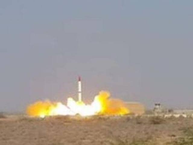 Pakistan on Friday conducted a test of the nuclear-capable Shaheen-III surface-to-surface ballistic missile with a range of 2,750 km.