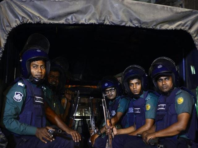 Police suspect banned militant group Jamaat-ul-Mujahideen Bangladesh (JMB) may be behind the attacks.