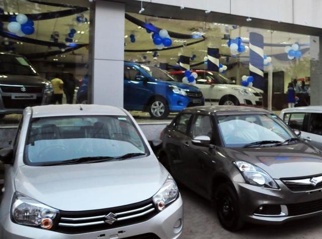 Maruti Suzuki,Mercedes Benz,BMW