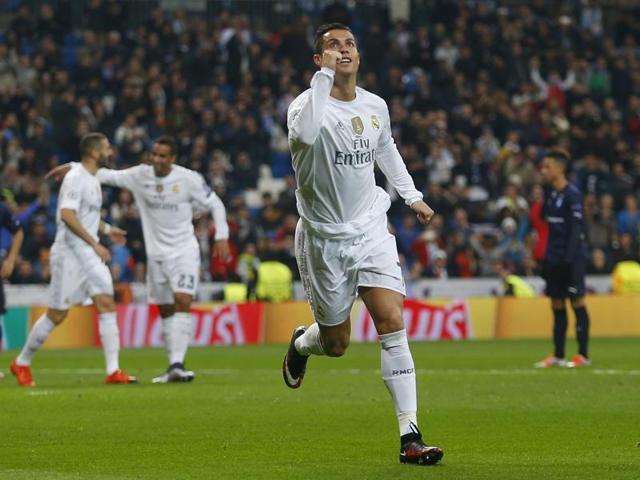 Cristiano Ronaldo,Real Madrid,Barcelona