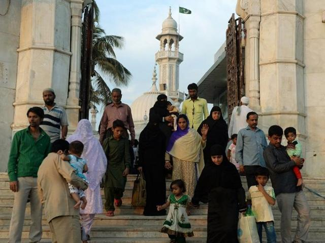 A Muslim women's rights group is locked in a bitter legal battle with trustees of Mumbai's Haji Ali Dargah. Women have been prevented entry to the mosque's mausoleum since 2011.
