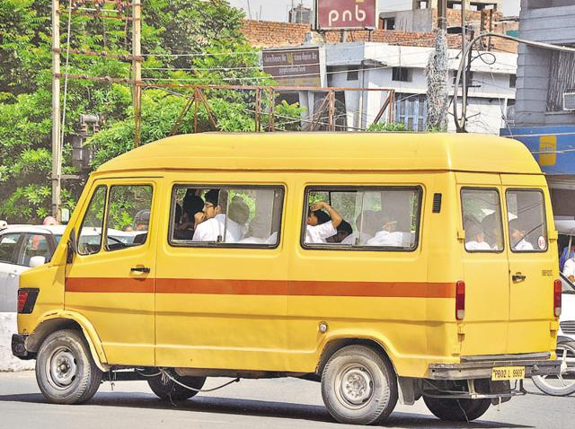 Some drivers complied with the norms whereas a large number of drivers continue to violate the same.
