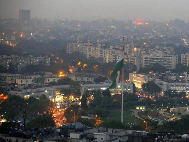 Delhi pollution,diesel trucks,Delhi air pollution