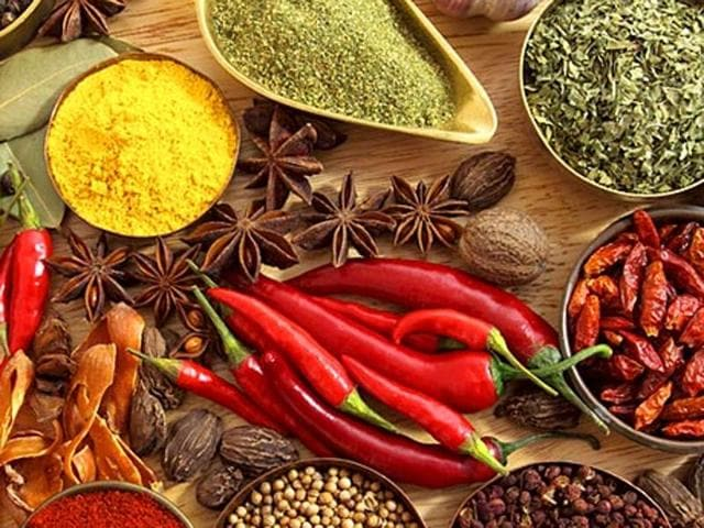 Spice,Spicy food,Neurons