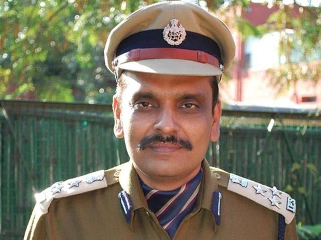 DIG (Border Range), Amritsar, Kunwar Vijay Partap Singh.