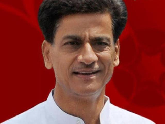 UP Congress chief,RSS,Nirmal Khatri
