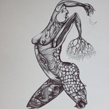 OUP,Parveen Kumar,artist