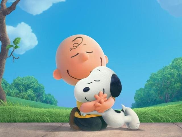 It is apparent from the outset that the protagonist Charlie Brown is a born loser.