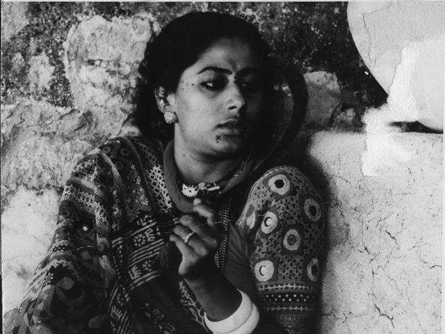 Smita Patil in a still from Mirch Masala. December 13 marks 29 years since Smita's death .