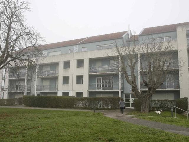 The apartment block where Foued Mohamed-Aggad lived before he went to Syria in late 2013, is seen in Wissembourg, Eastern France. Investigators identified him as one of three Islamist gunmen who killed 90 people at the Bataclan.