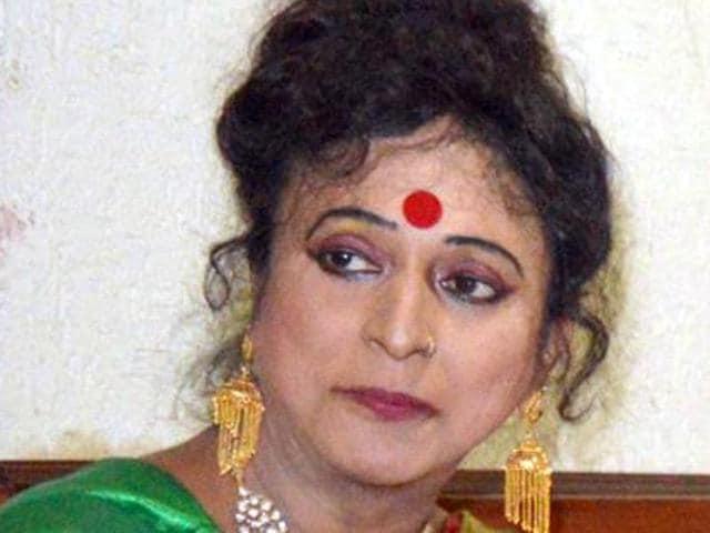 Manabi Bandyopadhyay,transgender icon,LGBT community