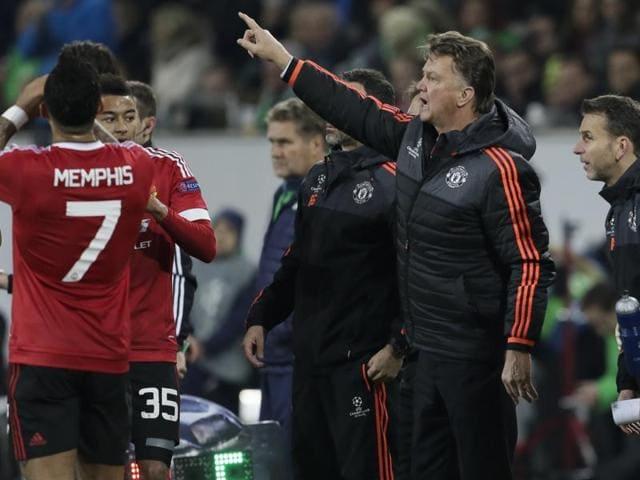 Louis Van Gaal,Manchester United,Premier League