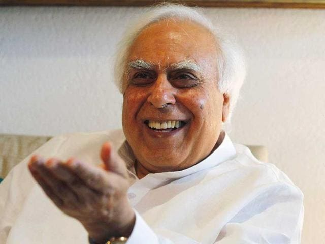 Senior Congress leader Kapil Sibal has alleged that political vendetta is behind the on-going National Herald case.