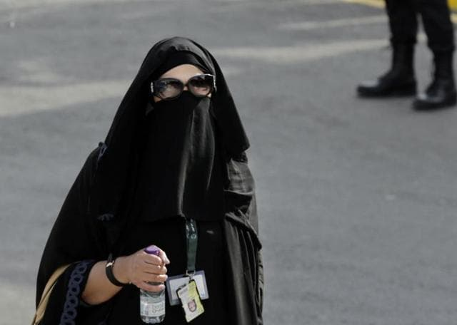 Saudi women vote Saturday for the first time in elections but still face a host of other restrictions, among the tightest in the world.