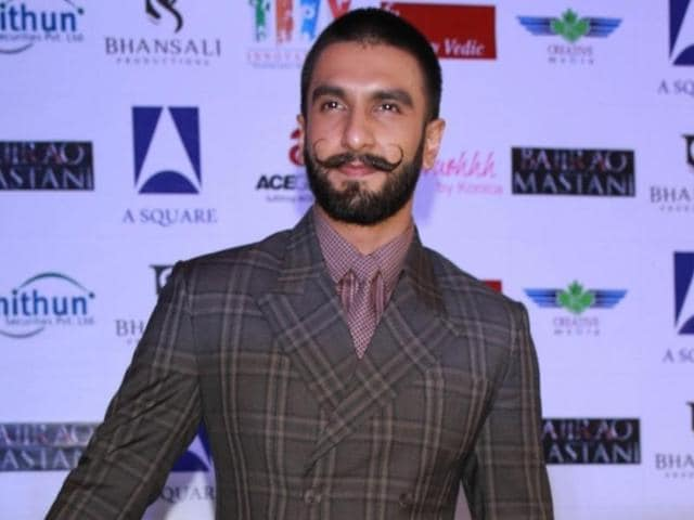 Actor Ranveer Singh says Bajirao Mastani has changed him, made him maturer.