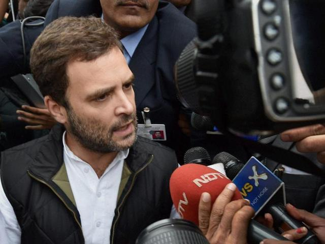 Congress has been protesting in Parliament on the National Herald issue alleging political vendetta after the Delhi HC refused to quash summons to its leaders.