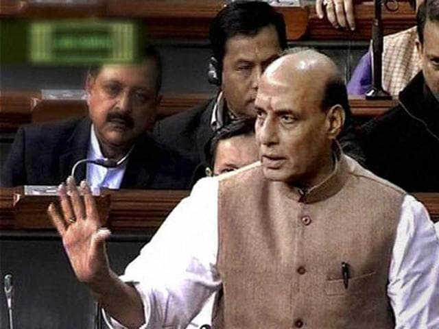 Union home minister Rajnath Singh stressed that cooperative federalism was essential for the progress of the country.